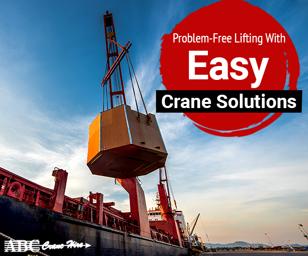 Problem-Free Lifting With Easy Crane Solutions