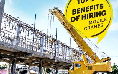 mobile cranes in Perth
