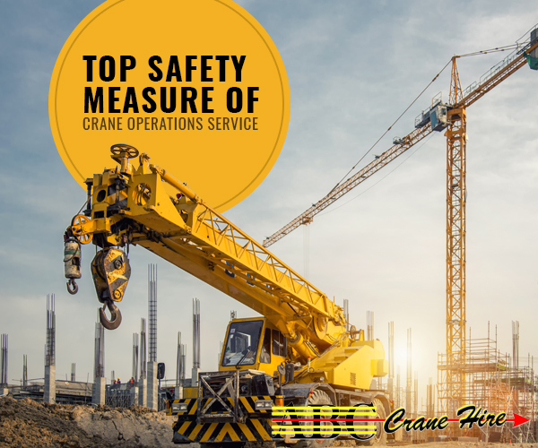 5 Measures You Should Adopt Before Operating Cranes