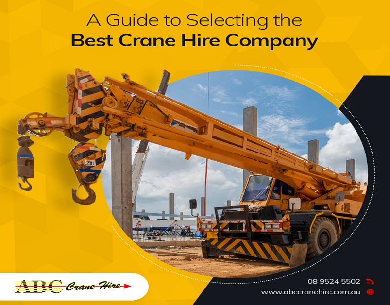 The Perfect Guide to Hiring a Crane Rental Service